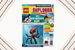 Przez klocki do edukacji – nauka z Lego Explorer