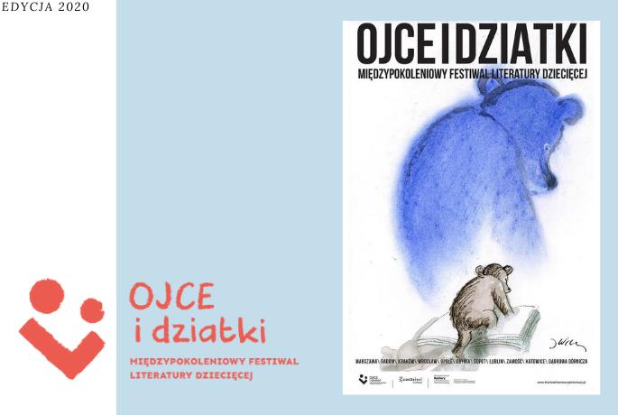 Międzynarodowy Festiwal Literatury Dziecięcej – Ojce i Dziadki