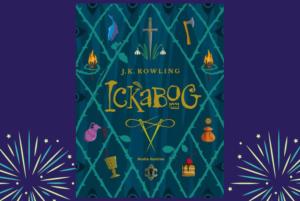 Nowa powieść dla dzieci J.K Rowling dostępna dla wszystkich!