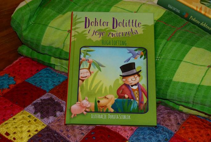 Doktor Dollitle i jego zwierzęta – Hugh Loftin