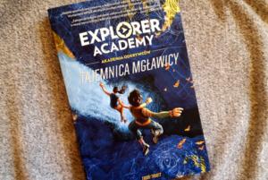 Explorer Academy. Akademia Odkrywców. Tajemnica mgławicy – Trudi Trueit