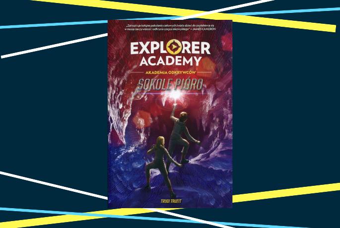 Explorer Academy. Akademia Odkrywców. Sokole Pióro – Trudi Trueit