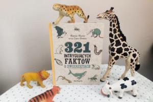 321 intrygujących faktów o zwierzętach – MathildaMasters
