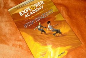 Wydmy gwiaździste. Explorer Academy – Trudi Trueit