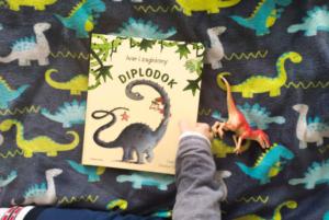 Ivar i zaginiony Diplodok – Lisa Bjärbo
