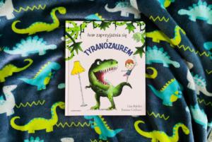 Ivar zaprzyjaźnia się z tyranozaurem – Lisa Bjärbo