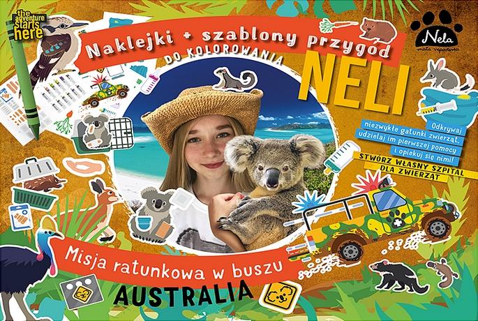 Kreatywność, zabawa i nauka, czyli nowa misja Neli