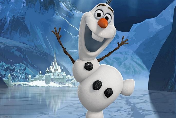 Olaf dostaje swoje 5 minut