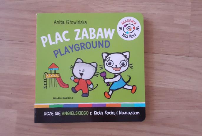 Akademia Kici Koci – Anita Głowińska