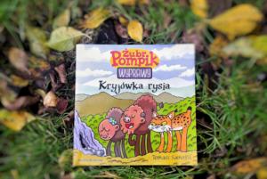 Żubr Pompik. Wyprawy. Kryjówka Rysia – Tomasz Samojlik