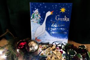 Gąska Zuzia i pierwsza gwiazdka – Petr Horacek