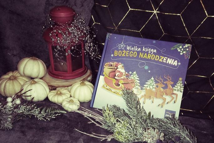 Wielka księga Bożego Narodzenia – Magdalena Marczewska