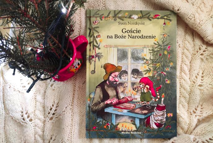 Goście na Boże Narodzenie – Sven Nordqvist