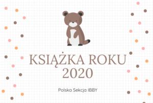 Nominacje do Polskiej Książki Roku 2020!