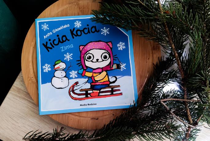 Kicia Kocia i zima – Anita Głowińska