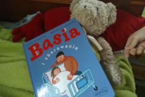 Basia i chorowanie – Zofia Stanecka