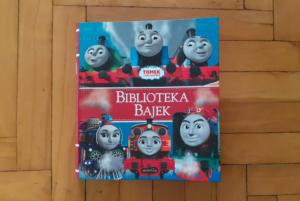 Tomek i przyjaciele. Biblioteka Bajek – Beata Żmichowska