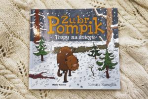 Żubr Pompik. Tropy na śniegu – Tomasz Samojlik