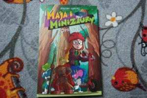 Maja i Minizaury – Kajetan Wykurz