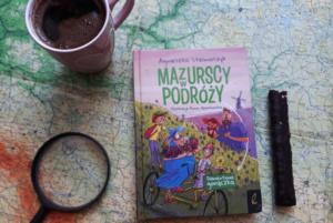 Mazurscy w podróży. Diamentowa gorączka – Agnieszka Stelmaszczyk