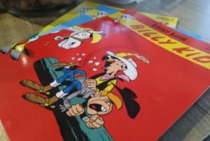 Lucky Luke. Billy Kid – Rene Goscinny