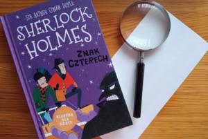 Sherlock Homes. Znak czterech – Arthur Conan Doyle