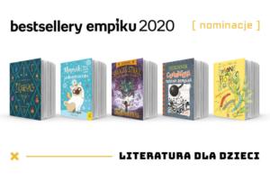 Ogłoszono nominacje do Bestsellerów Empiku!