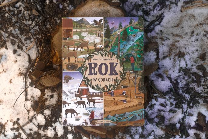 Rok w górach – Małgosia Piątkowska