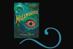 """""""Malamander""""- nowa, fantastyczna premiera dla młodych fanów fantastyki."""