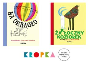 Nowości od Kropki – retro dla dzieci