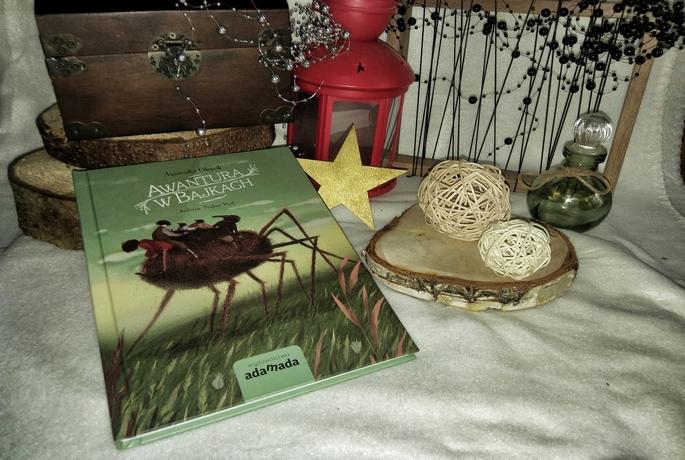 Awantura w bajkach – Agnieszka Olejnik