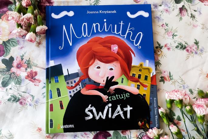 Maniutka – Joanna Krzyżanek