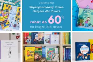 Światowy Dzień Książki dla dzieci wraz z wydawnictwem Znak Emotikon!