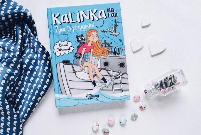 Kalinka. Życie na fali – Kalina Jakubczak