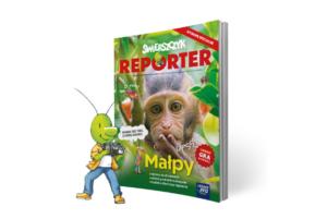 Świerszczyk Reporter – nowy magazyn popularnonaukowy dla dzieci