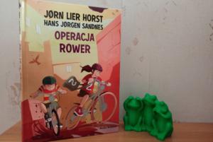 Operacja rower – Jorn Lier Horst
