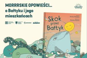Skok przez Bałtyk – zapowiedź od wydawnictwa Widnokrąg