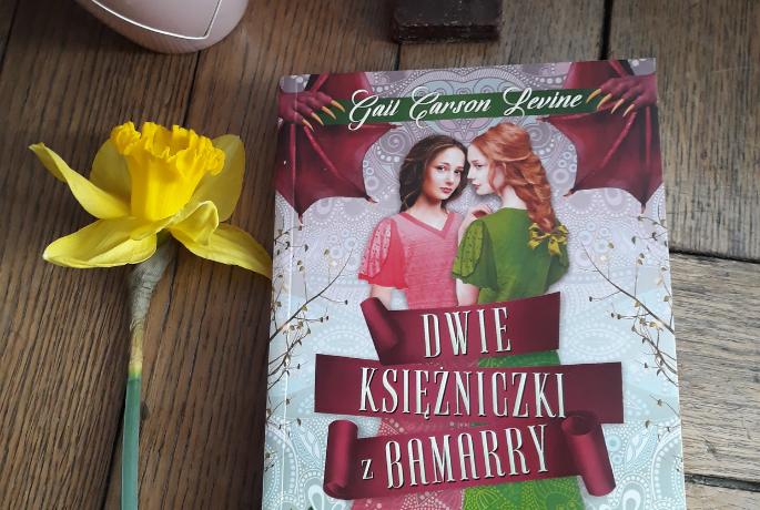 Dwie księżniczki z Bamarry – Gail Carson Levine