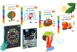 Nowe książki dla maluchów! Akademia Mądrego Dziecka!