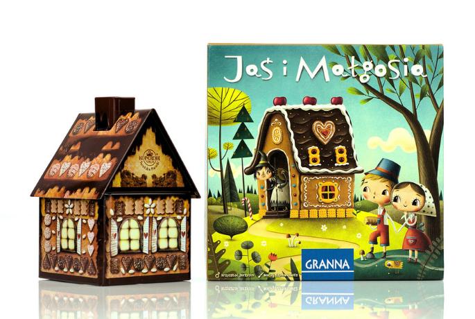 Jaś i Małgosia – nowa, kooperacyjna gra rodzinna!