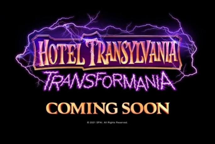 Ponowna wizyta w Hotelu Transylwania!