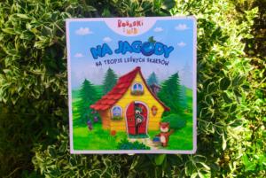 Na jagody. Na tropie leśnych skarbów – Martyna Jelonek