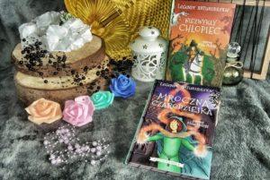 Mroczna czarodziejka – Tracey Mayhew