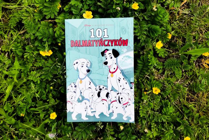 101 dalmatyńczyków. Komiks