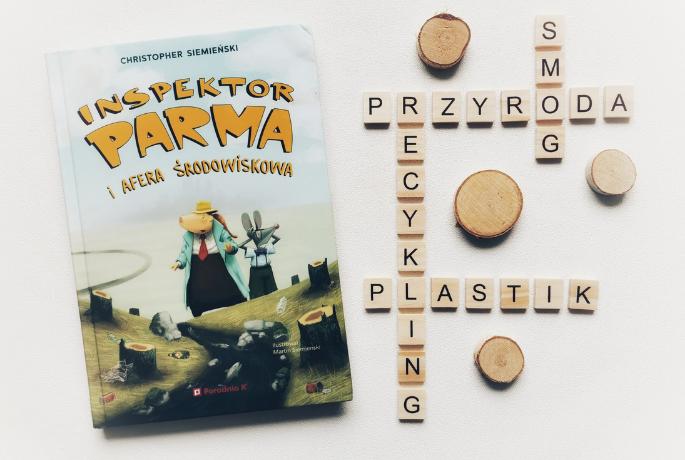Inspektor Parma i afera środowiskowa – Christopher Siemieński