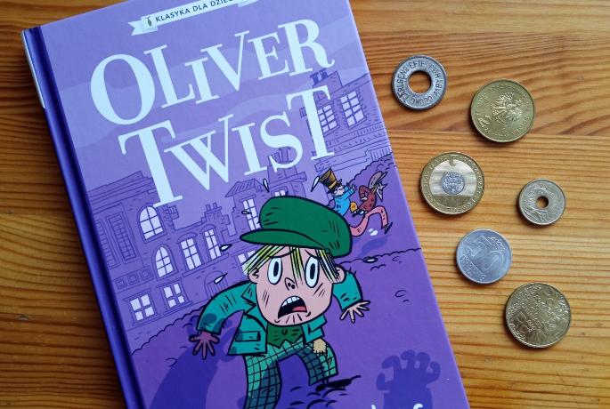 Oliver Twist. Klasyka dla dzieci – Charles Dickens