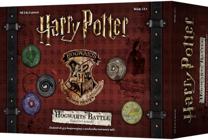 Zapowiedź: Harry Potter: Hogwarts Battle – Zaklęcia i eliksiry