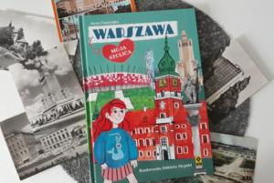 Warszawa. Moja stolica – Anna Paczuska