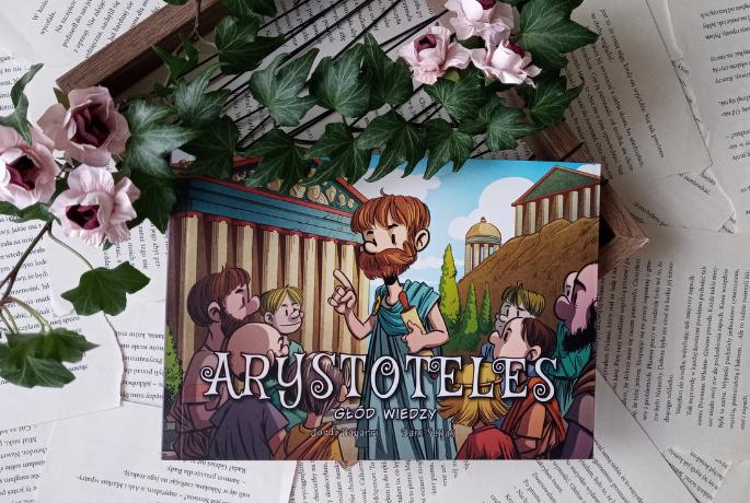 Arystoteles. Głód wiedzy – Jordi Bayarri