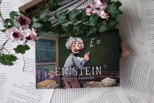 Einstein. Przeskok kwantowy – Jordi Bayarri